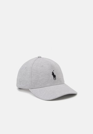 DOUBLE TECH PANEL MODERN UNISEX - Cap - light  heather
