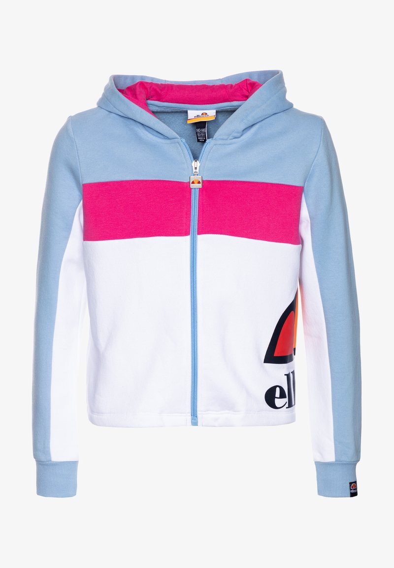 Ellesse - ARBELA - Mikina na zip - light blue