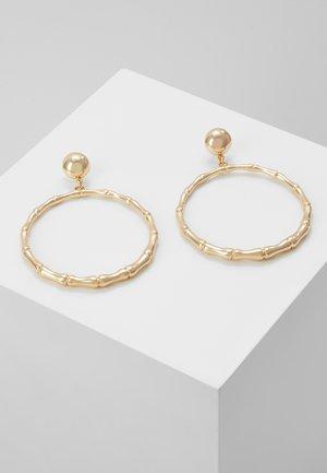 JERILINNA - Boucles d'oreilles - gold-coloured