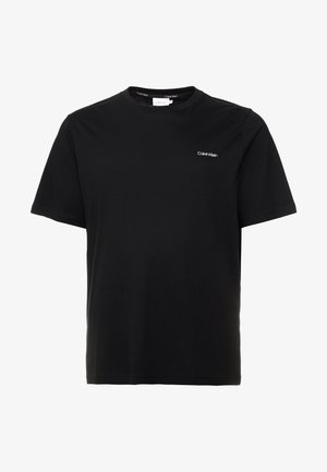 CHEST LOGO - Basic T-shirt - black