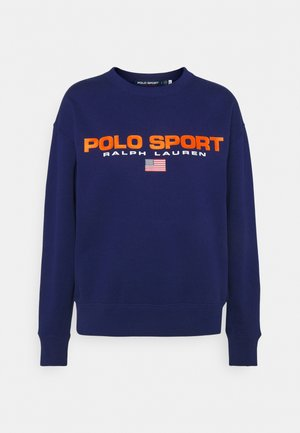SEASONAL - Sweatshirt - fall royal