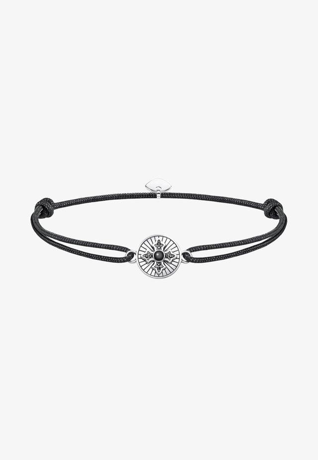 LITTLE SECRET ROYALTY KREUZ  - Bracelet - black