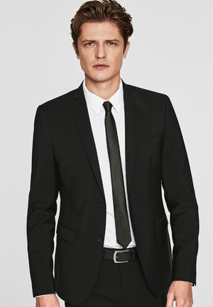 CESANO SLIM  - Blazer jacket - black
