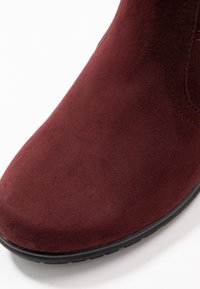 Jana - Ankle boots - vino - 2