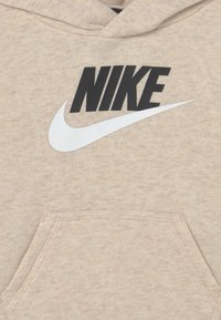 Nike Sportswear - HODIE SET UNISEX  - Tracksuit - cashmere heather - 3