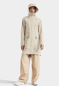 Didriksons - ILMA WNS - Winter coat - light beige - 4