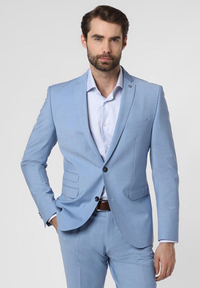 SAKKO - Blazer jacket - hellblau