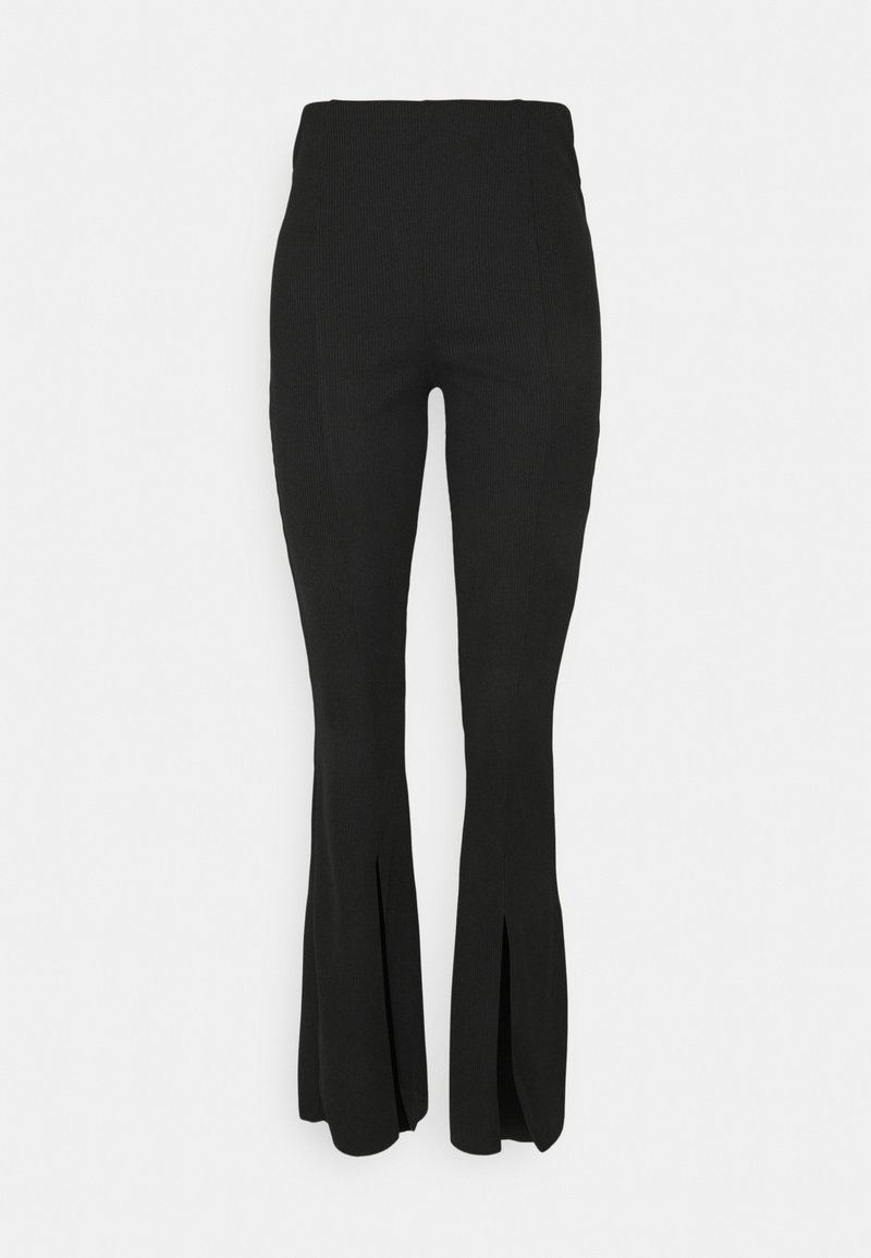 Missguided Petite - Trousers - black