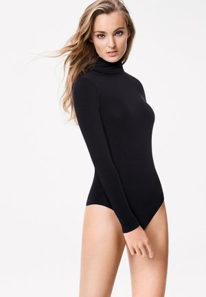 ORLANDO STRING - Long sleeved top - black