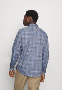 s.Oliver - LANGARM - Shirt - blue - 2