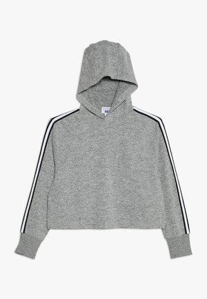 TEEN HOODIE - Jersey con capucha - grey marle