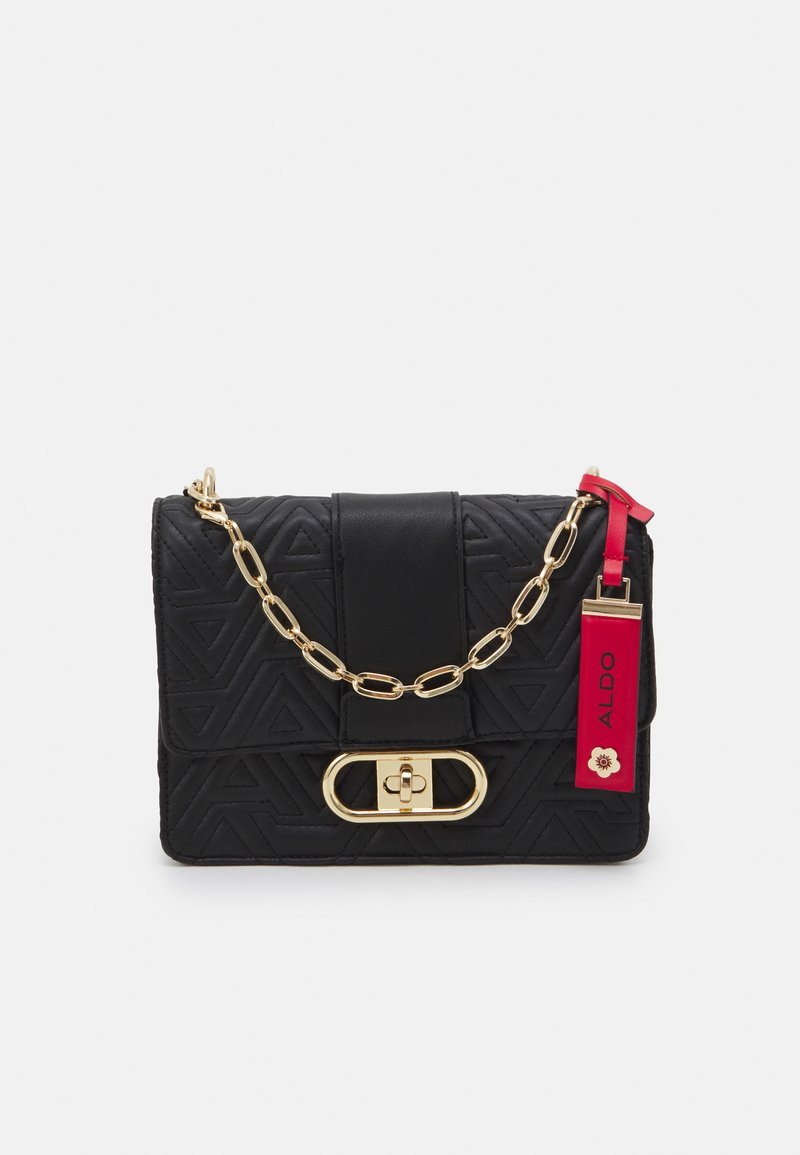 ALDO - GALILIVIEL - Handbag - jet black