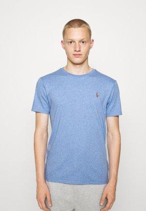 CUSTOM SLIM SOFT TEE - Basic T-shirt - jamaica heather