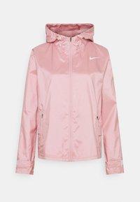 pink glaze/silver