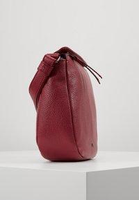 Bree - NOLA  - Across body bag - rhododenron - 2