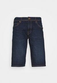 Esprit - Denim shorts - blue dark wash - 0