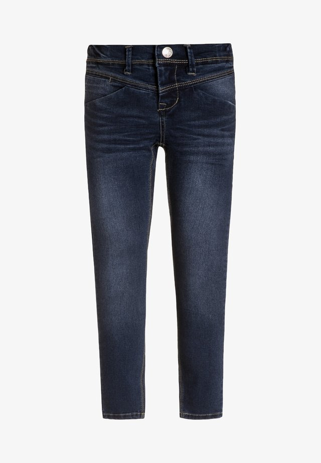 NITSUS - Jeans Skinny Fit - dark blue denim