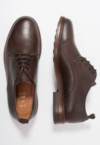 Shoe The Bear - NATE  - Smart lace-ups - brown - 1