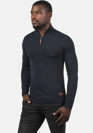 TROYER ROBIN - Pullover - navy