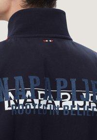 Napapijri - BARDARA  - Sudadera con cremallera - marine blue - 5