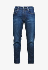 COOPER  - Zúžené džíny - mid blue