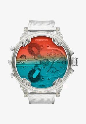 MR DADDY - Chronograph watch - clear