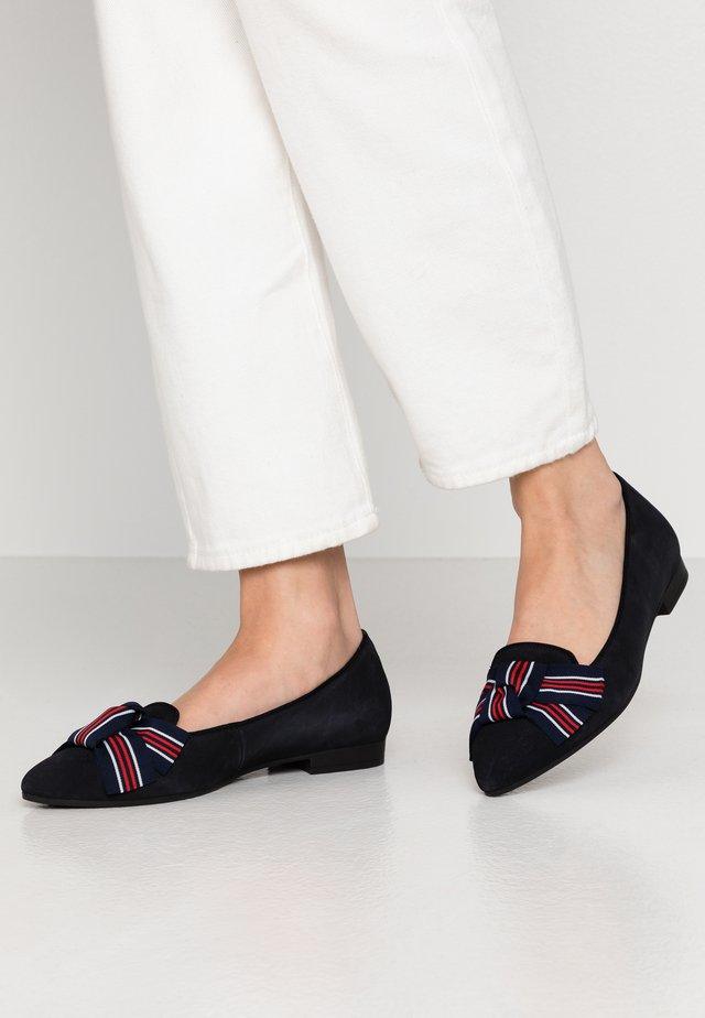 Scarpe senza lacci - pazifik