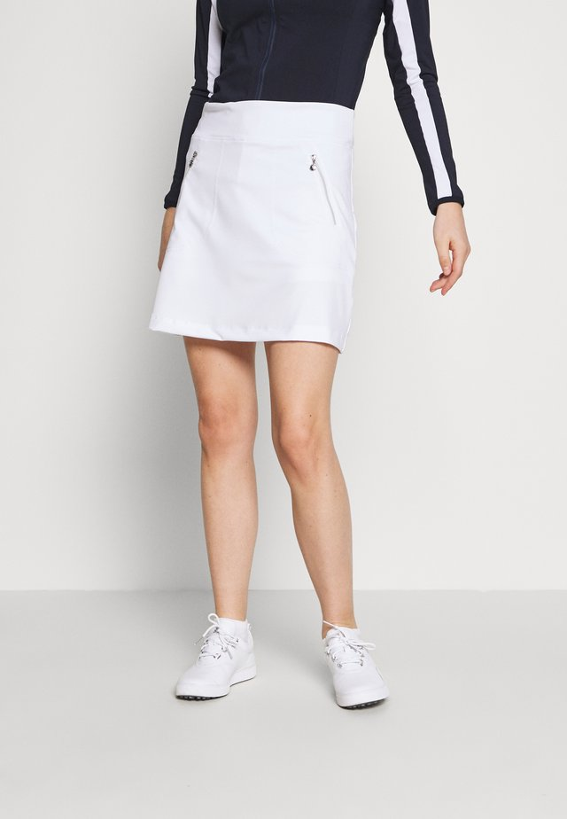 MADGE SKORT - Sports skirt - white