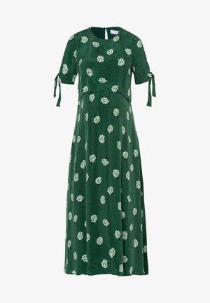 Maxi dress - eden green