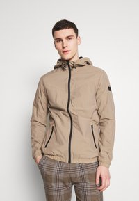 Jack & Jones - JCOSPRING LIGHT JACKET - Giacca leggera - dune - 0