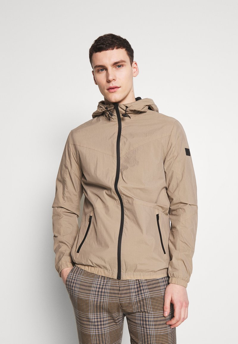 Jack & Jones - JCOSPRING LIGHT JACKET - Giacca leggera - dune