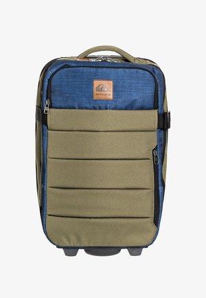 QUIKSILVER™ NEW HORIZON 32L - LEICHTER HANDGEPÄCKSKOFFER MIT ROL - Wheeled suitcase - burnt olive