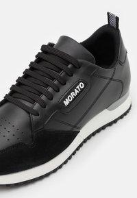 Antony Morato - RUN CREWEL - Sneakers laag - black - 5