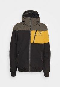 Brunotti - KENNETH MENS JACKET - Snowboard jacket - black - 6