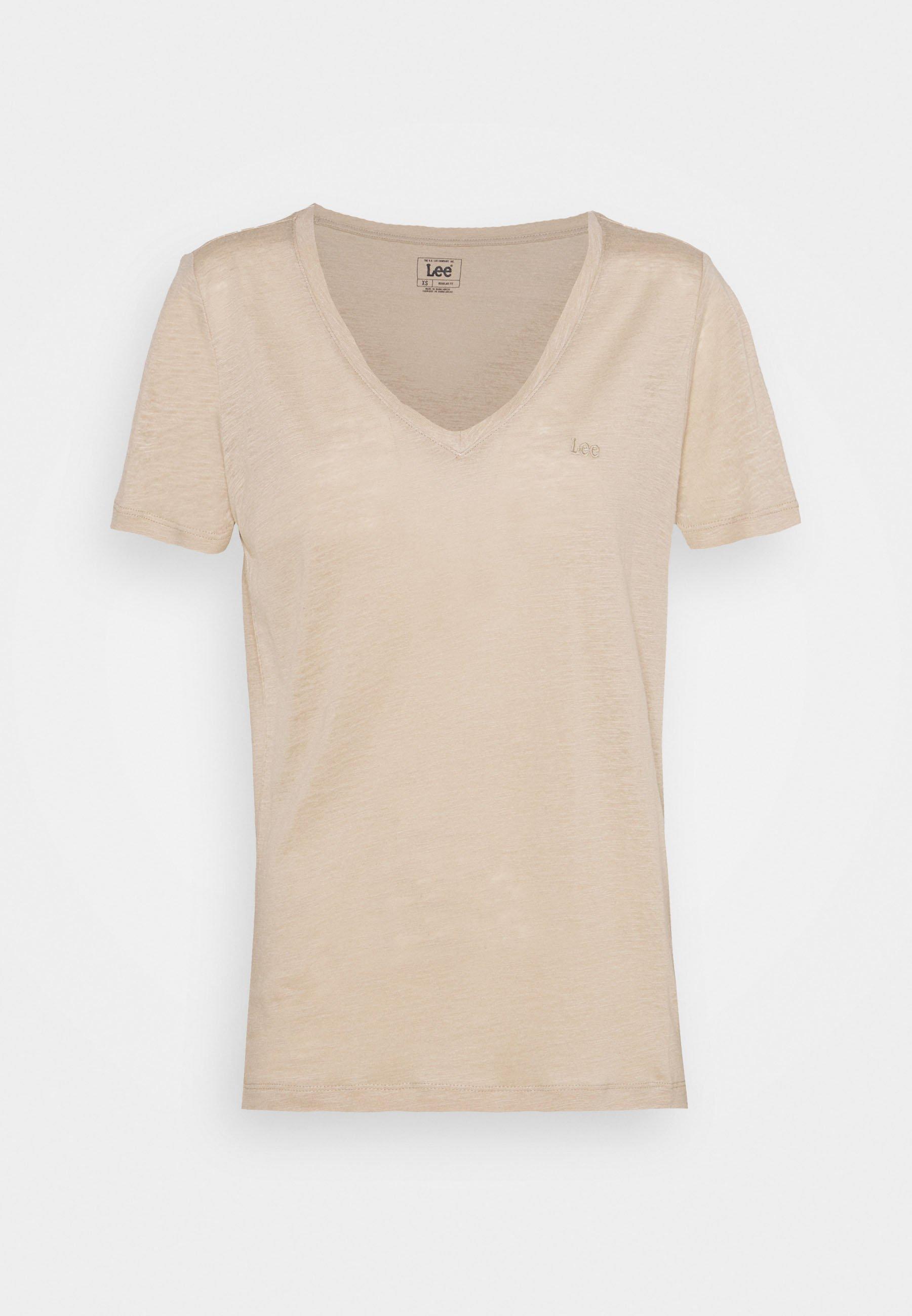 Mujer V NECK TEE - Camiseta básica