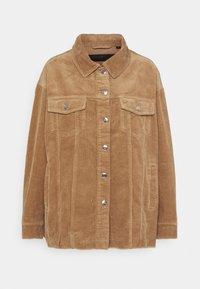 ONLBITTEN - Summer jacket - toasted coconut