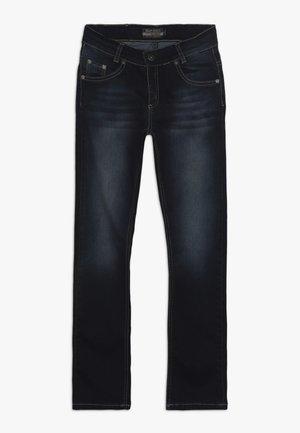 BOYS RÖHRE - Jeans Skinny Fit - darkblue