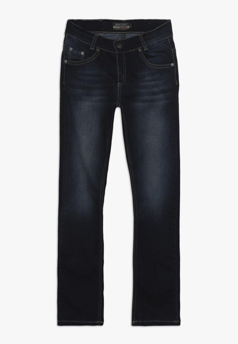 Blue Effect - BOYS RÖHRE - Jeans Skinny Fit - darkblue