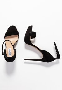 Steve Madden - SARAH - High Heel Sandalette - black - 3