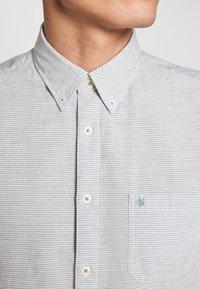 Marc O'Polo - Shirt - multi/deep grass green - 4