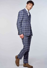 MDB IMPECCABLE - Suit trousers - dark blue - 1