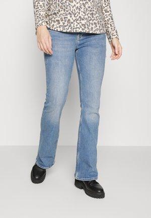 Flared Jeans - denim medium