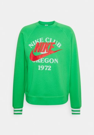 TREND CREW - Sweatshirt - green spark