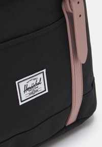 Herschel - RETREAT MID-VOLUME UNISEX - Rucksack - black/ash rose - 3