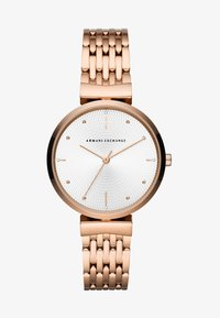 Armani Exchange - Watch - rose gold-coloured - 0