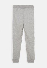 adidas Originals - TREFOIL PANTS - Trainingsbroek - grey/white - 1