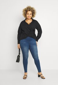 Simply Be - Jeggings - mid blue - 1