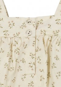 Wheat - AYLA - Day dress - eggshell flowers - 2