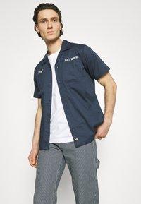 Dickies - HALMA - Shirt - navy blue - 3