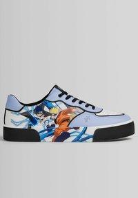 Bershka - NARUTO - Sneakers - multi-coloured - 1